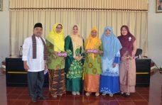 Mantapkan Silaturrahmi, GOW Agam Gelar Halal bi Halal