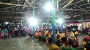Nagari Batukambing Gelar Pentas Seni Tradisi Lebaran 1439 Hijriah