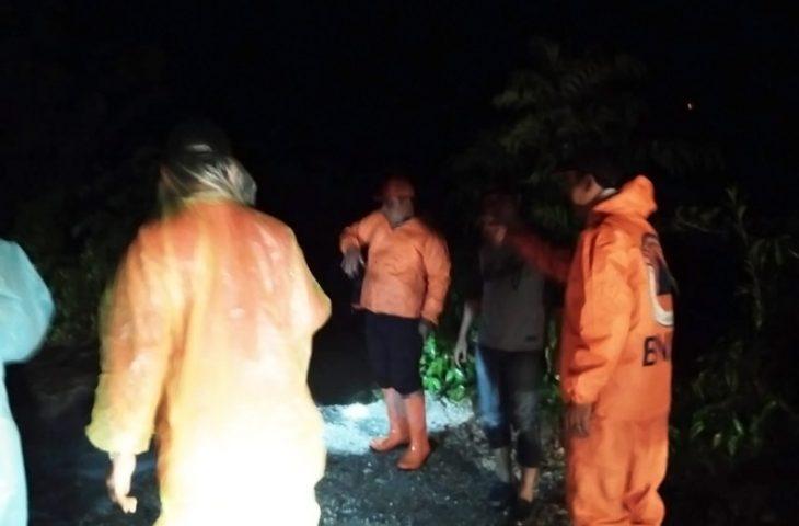 Hujan Lebat, Jalan Bukik Malintang Kembali Jebol