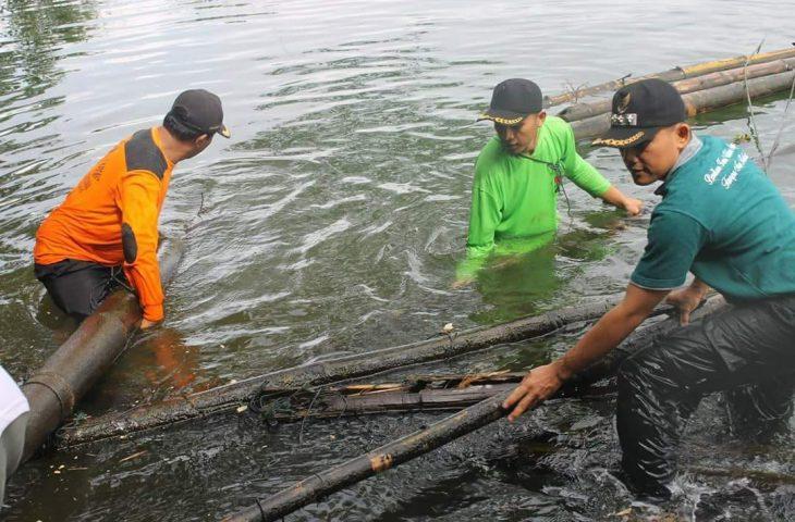 #Save Maninjau, Goro Massal Bersihkan Danau Digelar Sabtu
