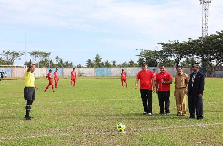 Disparpora Agam Siap Sukseskan Liga III PSSI Sumbar Group C