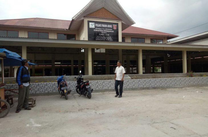 12 Unit Pasar Sudah Direhab Sejak 2014-2017, di Kabupaten Agam