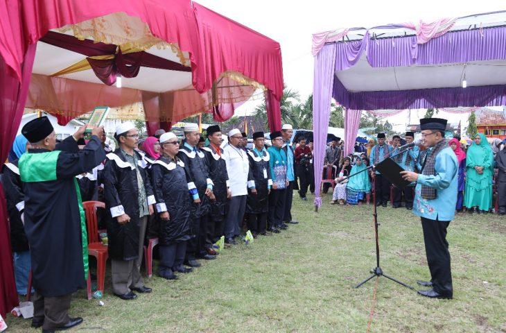 Bupati Agam Lantik Dewan Hakim MTQ