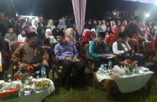Bupati Tutup MTQ ke-XXXVIII Kabupaten Agam di Matur