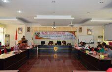 Bupati Buka Pleno DPSHP KPU Agam