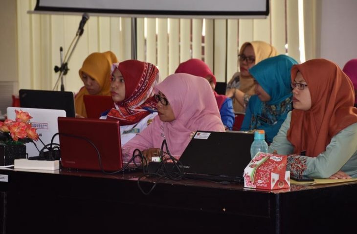 Kominfo Agam Gelar Pelatihan Persuratan Elektronik