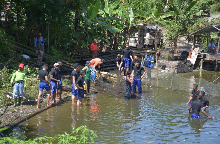 Goro Rutin Salingka Danau, Dorong #save Maninjau