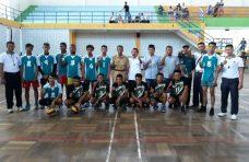 Agam Gelar Kejuaraan Bola Voli Nagari Cup