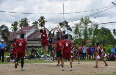 Agam Optimis Pertahankan Juara Umum Voli Nagari Cup Sumbar