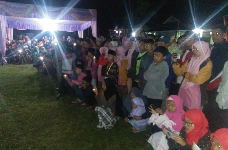 Ribuan Warga Banjiri Malam Puncak MTQN ke-38 Agam