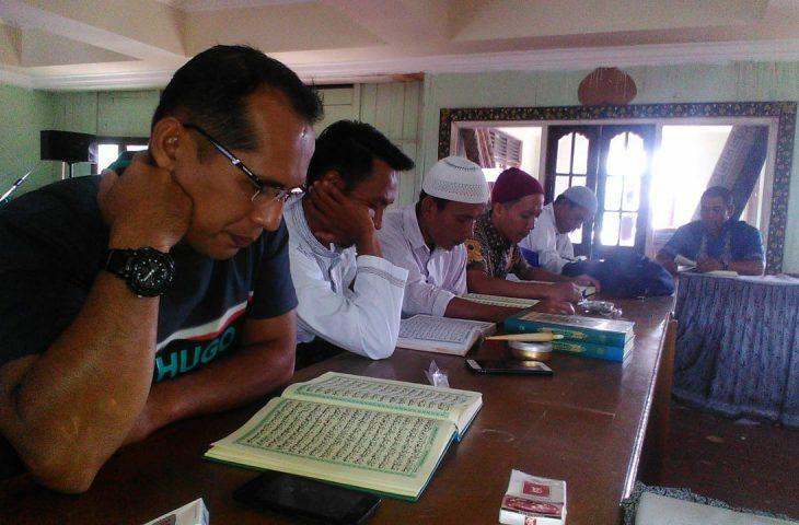 Wujud Nagari Madani Kapau Intensifkan Jum'at Mengaji