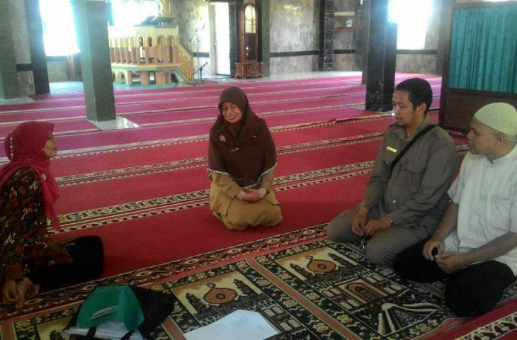 HUT RI ke-73 Ampek Angkek Diwarnai Lomba Taharah Mesjid