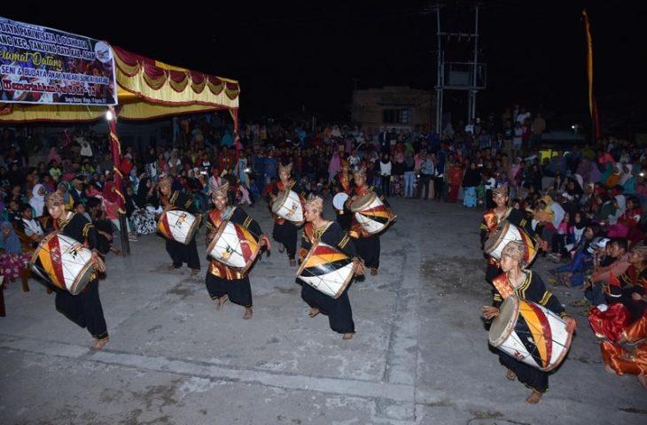 Sungai Batang Gelar Parade Seni dan Budaya Anak Nagari