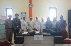 35 Mahasiswa Stikes Ceria Buana Praktek Klinik di RSUD Lubuk Basung