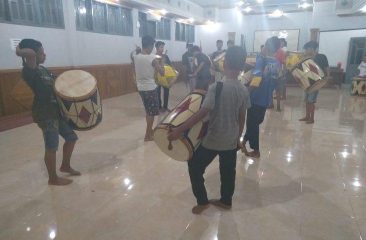 Alvitra Pimpin Tim Tambua Festival Internasional #Save Maninjau 2018