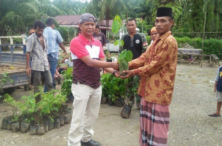 Nagari Manggopoh Gelar Goro Rutin di Padang Mardani