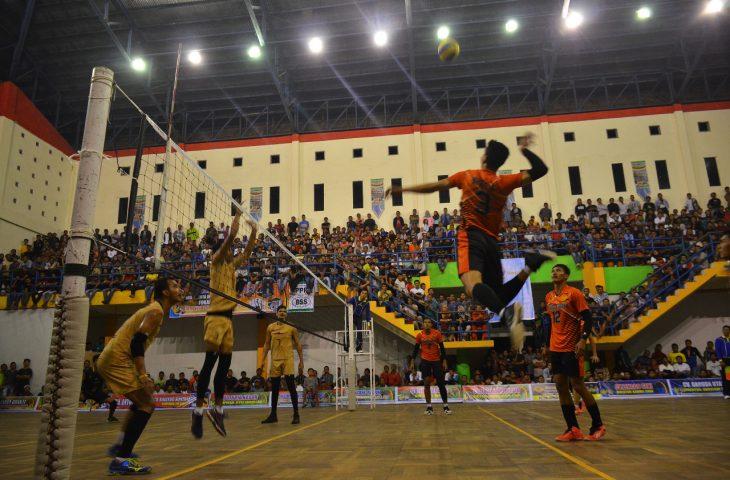 TNI AU Jakarta Juara Pool C Turnamen Vollyball Fokal Cup III, Final Sore Ini