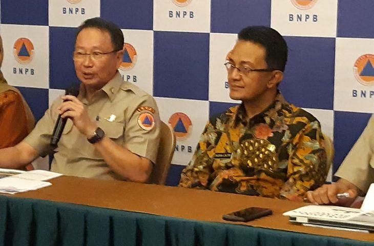 BNPB Puji Sikap Berani Bupati Agam Sikapi Bencana