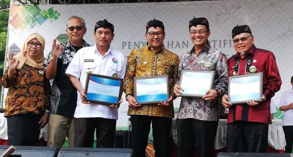 Penuhi Kriteria, Ngarai Sianok-Maninjau Dipilih Sebagai Kawasan Geopark Nasional