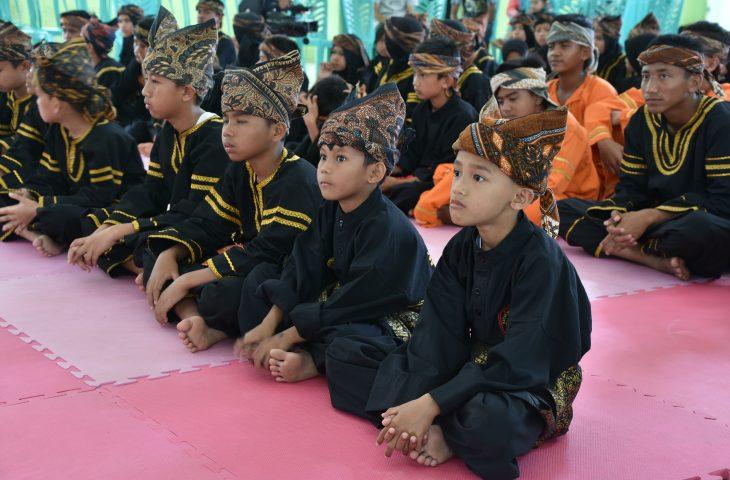 Silek Tradisi dan Tambua Tansa Salingka Danau Ikuti Festival