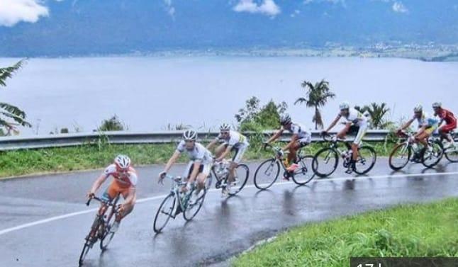 Danau Maninjau -Kelok 44, Menikmati Keindahan Dengan Tantangan Bagi Pebalap TdS