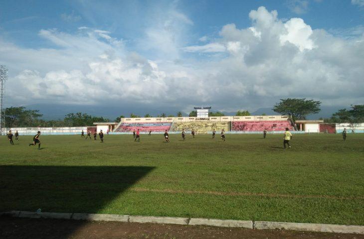 Liga Nagari Perebutkan Piala Bupati Agam Memasuki Babak Semi Final