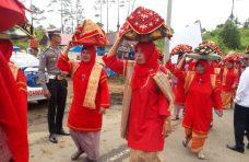 Puluhan Jamba Meriahkan Launching Nagari Inovasi di Matur Mudiak