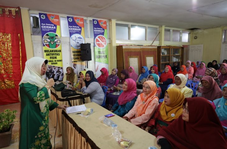 Tantangan Mendidik Anak, Forkapos Ampek Angkek Gelar Seminar Parenting
