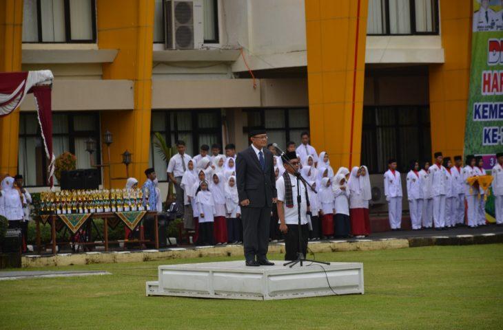 HAB Kemenag. RI Ke-73 Ditahun Politik Perkokoh Persatuan – Persaudaraan