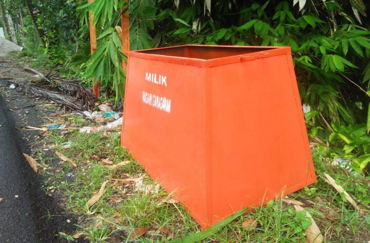 Nagari Garagahan Ciptakan Kampung Bersih