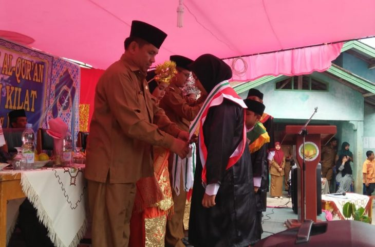 Kamang Tangah Canangkan Kampung Tahfidz Al-Qur'an