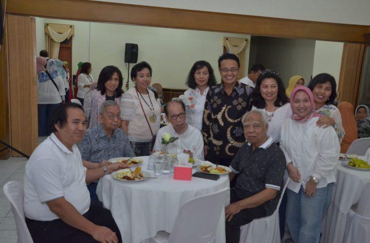 Puluhan Dokter Paru Indonesia Kunjungi Kabupaten Agam