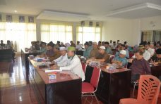 Baznas Se-Sumatera Barat Gelar Rakor di Kabupaten Agam