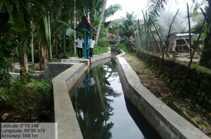 DPUTR Agam Anggarkan Rp12,3 M Bangun Sarana Prasarana Irigasi