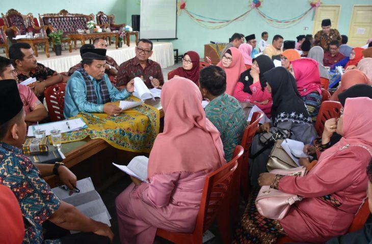 Kecamatan Canduang Usulkan 20 Prioritas Pembangunan Pada 2020