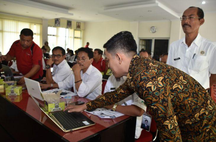 Pemkab Agam Gelar Sosialisasi E-Pengadaan Langsung Bagi OPD