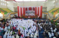 Jelang Pemilu 2019, Polres Agam Gelar Istighosah dan Tablik Akbar