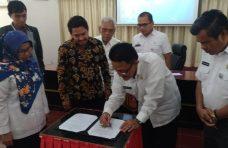 Warga Lubuk Basung Agam Nikmati Fasilitas IPLT Teknologi Terbaru