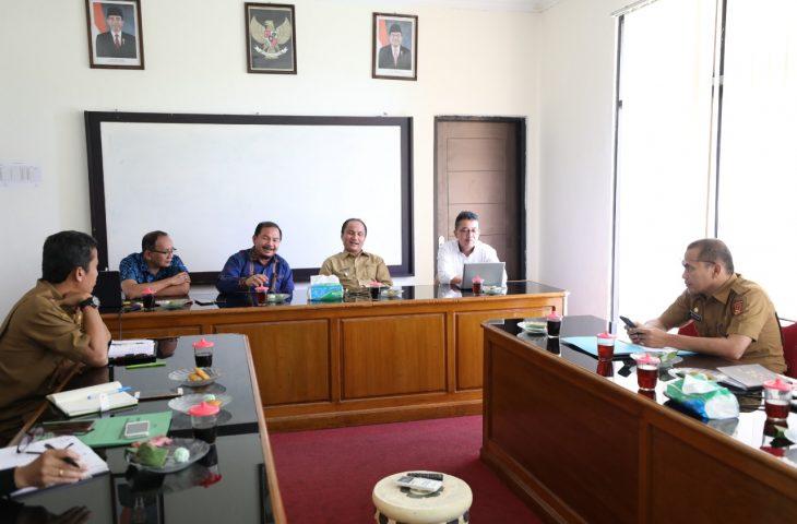 P3E Gelar Pertemuan Teknis dengan Pemkab Agam Bahas Persoalan Danau Maninjau