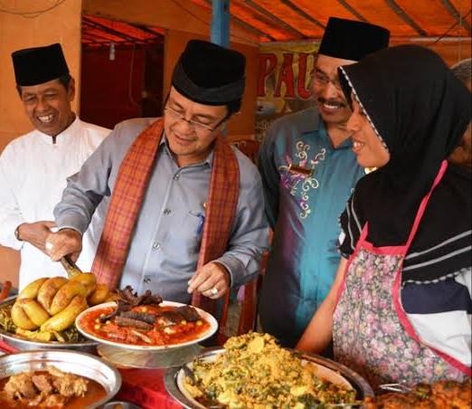 Nasi Kapau, Kuliner Agam yang Melegenda