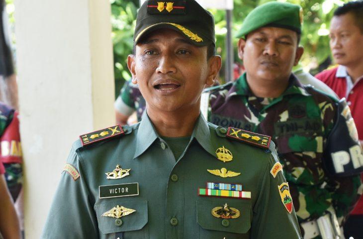 Pemilu 2019, Dandim 0304/Agam : Netralitas TNI Harga Mati!
