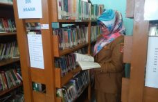 Tambah Koleksi Buku, Dinas Arpus Anggarkan Ratusan Juta Tahun Ini