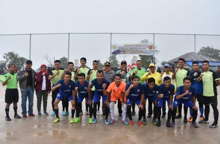 Bupati Agam Tutup Wisata Sajuta Janjang Lereng Singgalang Cup I