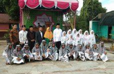 Wabup Lepas Pawai Ta'aruf Khatam Al-quran Masjid Al-Ikhlas Panti Asuhan Putra Muhammadiyah