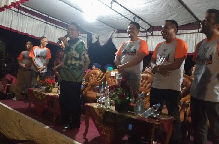 Konser Musik KPU,   Bupati Agam : Pemilu adalah Pesta Rakyat Indonesia