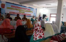Camat Palupuh Canangkan Bulan Bakti Dasawisma 2019