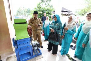 Bina 7 Kelompok UKM, UP2K Nagari Duo Koto Wakili Agam ke Provinsi