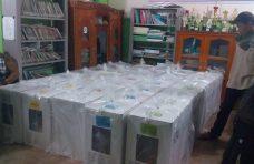 Logistik Pemilu Telah Didistribusikan ke 57 TPS di Palupuh Dini Hari Tadi