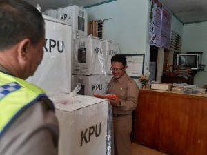Monitoring Persiapan Pemilu 2019, Bupati: Ayo Memilih!