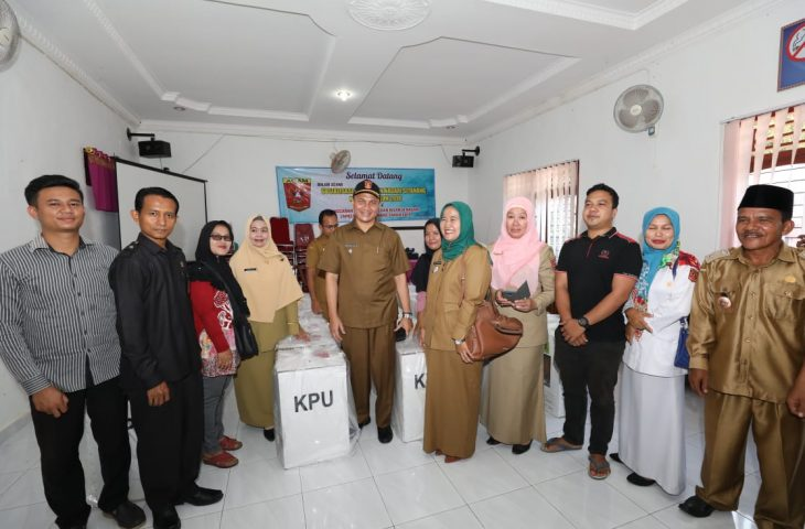 Kecamatan Ampek Nagari Siap Laksanakan Pemilu